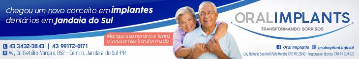 Jandaia online – Web Banner central - 730 x 120 pixels